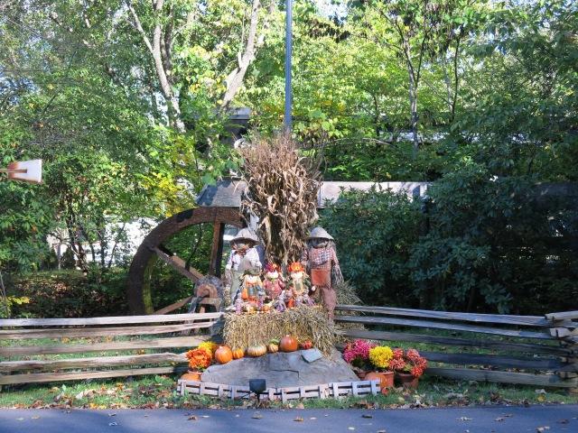 Halloween around the campground - Twin Creek RV Park