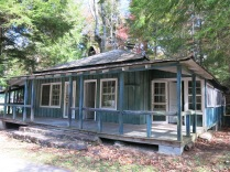 Elkmont historic vacation cabin