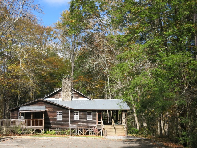 Appalachian Clubhouse - Elkmont Historic District