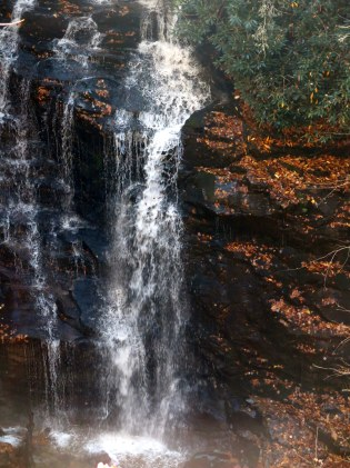 Soco Falls, Cherokee Indian Reservation