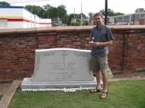 Bobby Jone's gravesite